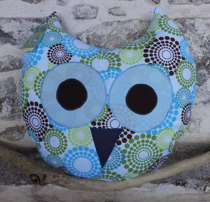 Owl in the clouds... Michael Miller Fabric