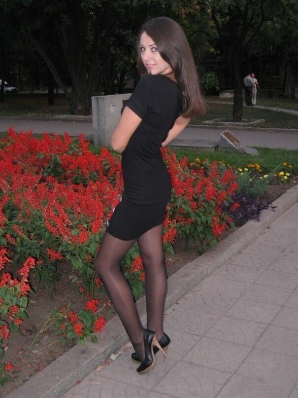 miss black nylons pics - photo #47