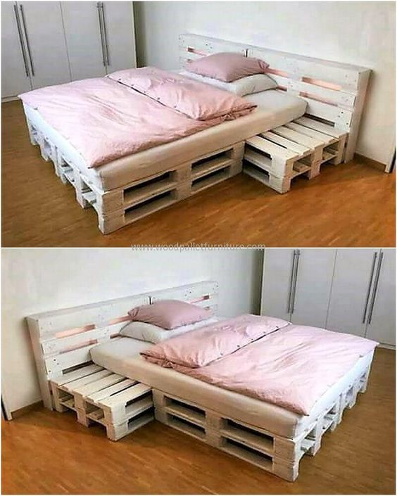 Creative Creations with Recycled Wood Pallets