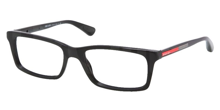PRADA SPORT 02CV #Prada #PradaSport #Gafas #GafasGraduadas #GafasDeVista  #Hombre  #EyeLenses #EyeGlasses #Eyewear  #Man