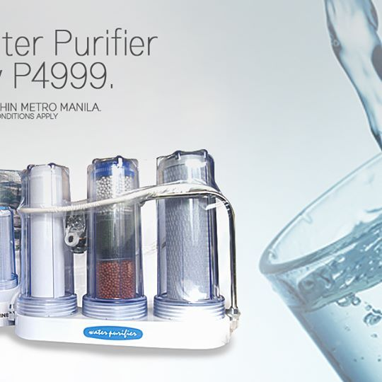 Product Details Did you know Alkaline Water is very good for your health? It has a lot of benefits for your body like: - helps remove toxins from the body - lowers risk from diseases including cancer - improves blood circulation - Helps eliminate instances of frequent headaches and dizziness. - Increases mental and physical performance. - Increases energy level and helps with our diet. - Increase the oxygen level in the body. - Freshly filtered alkaline water is always best for drinking…