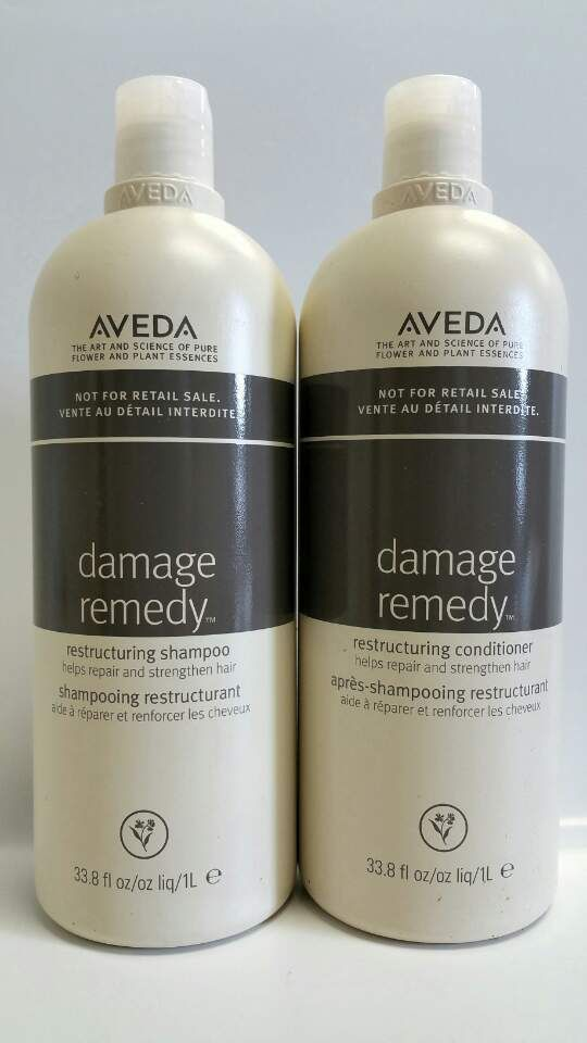 Aveda Damage Remedy Restructuring Shampoo Conditioner Duo 33 8oz Select Yours Protein Shampoo Shampoo Aveda Shampoo