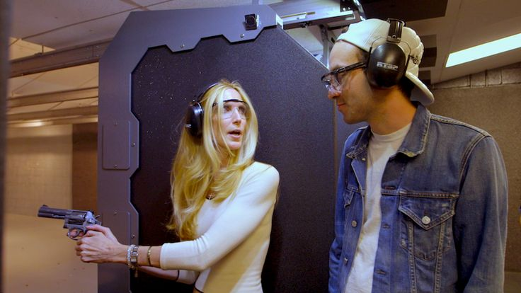 Shooting Guns With Ann Coulter_The Art of getting Attention