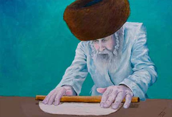 Motzah Rabbi