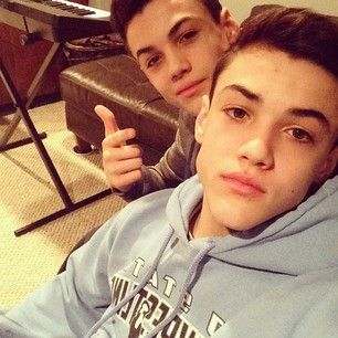 So I found out about these Dolan twins today. And they're so gorgeous and funny. Close to my age too! Yasss!