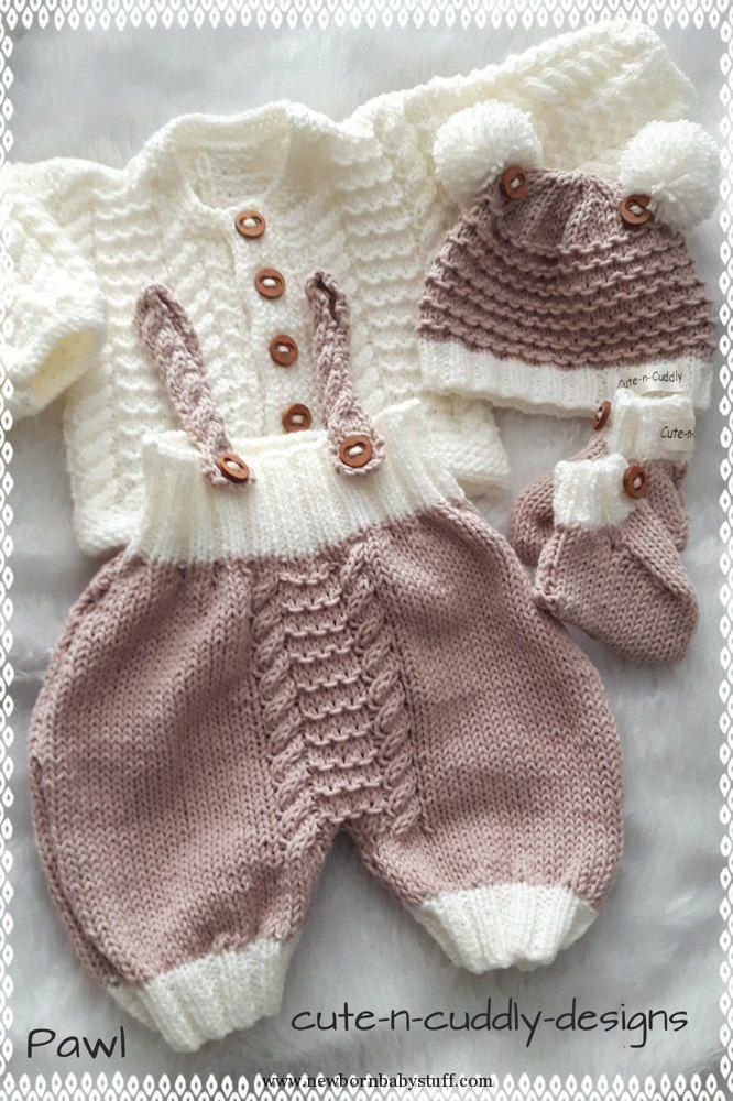 Baby Knitting Patterns Baby Knitting Patterns A lovely pattern to knit for a baby o...