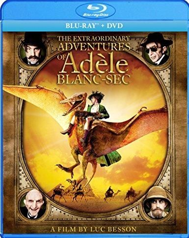 Louise Bourgoin & Mathieu Amalric & Luc Besson-The Extraordinary Adventures of Adele Blanc-Sec