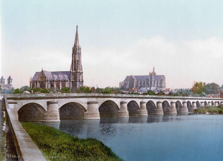 Pont des Morts, Metz, Lorraine