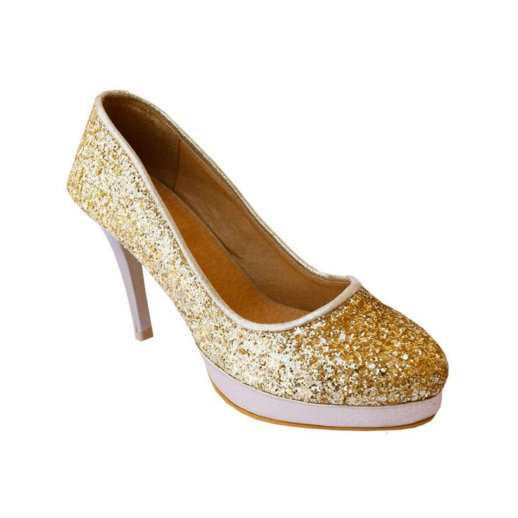 Get trendy with golden heels , shop and get more than 50% discount on our website www.madeinmyindia.com