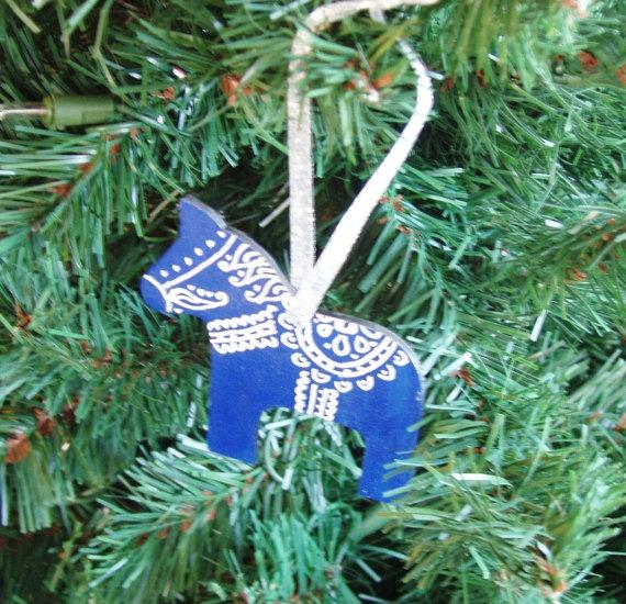 32 best Royal Blue Christmas Ornaments images on Pinterest   Blue ...