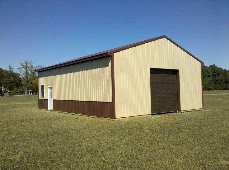 339 best barn garage images on pinterest for Residential pole barn kits