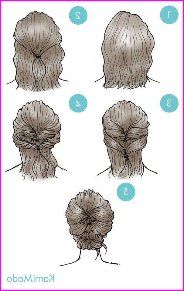 20 kurze Abschlussball-Hochsteckfrisuren, kurze Frisuren