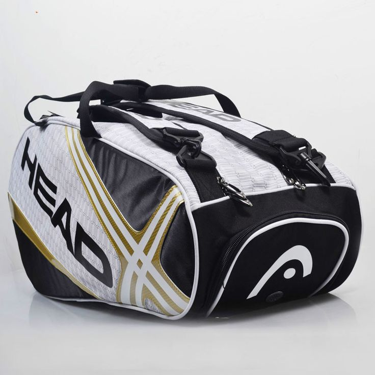100% Genuine Head Original Brand Raquete De Tenis Backup New Back Pack Tennis Bag 6 Pieces Of Equipment