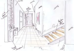 d corateur d 39 int rieur rennes croquis planches tendances pinterest deco. Black Bedroom Furniture Sets. Home Design Ideas