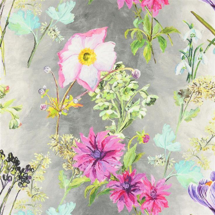 madhuri - camellia fabric | Designers Guild