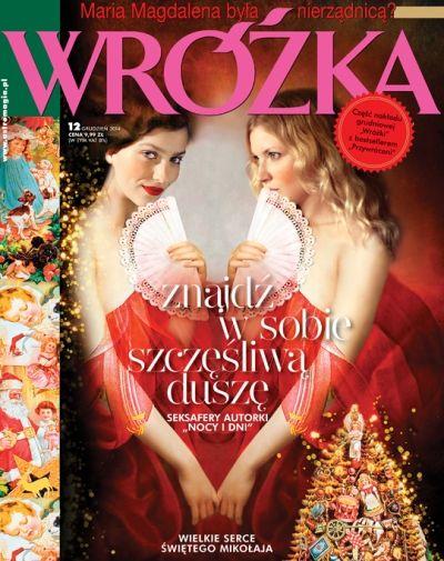 """""""WRÓŻKA"""" grudzień 2014"""