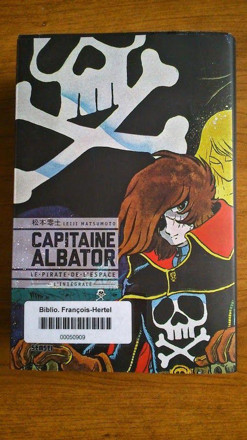 Capitaine Albator.  MG ALBA Int