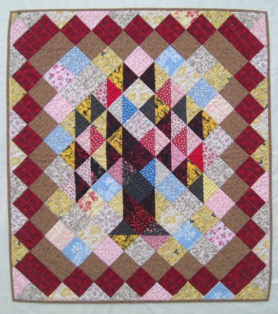 284 best Leaves and Trees Quilts images on Pinterest | Fall ... : apple tree quilting - Adamdwight.com
