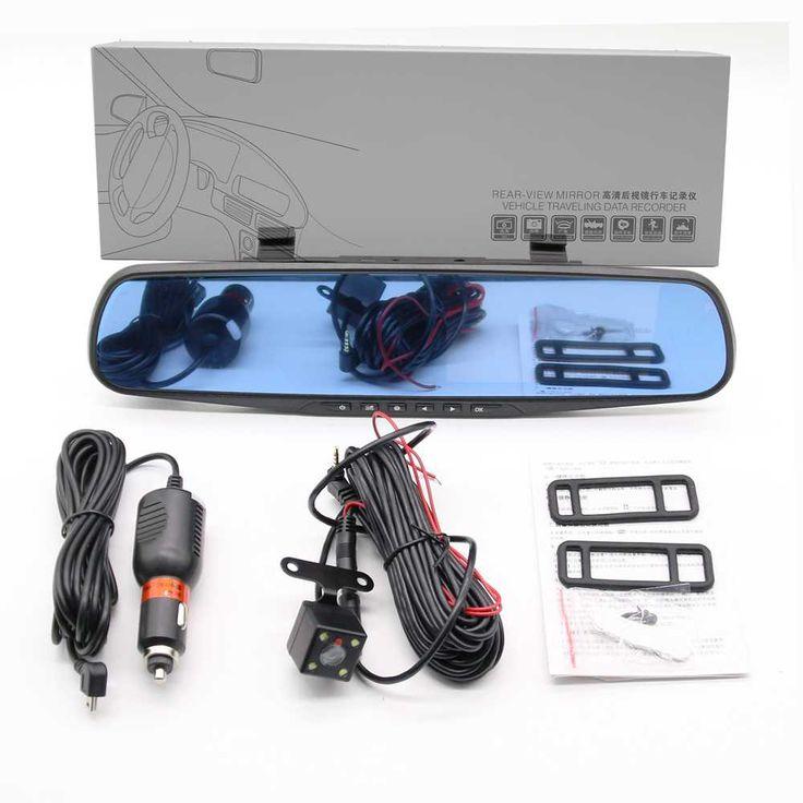 <b>HGDO</b> автомобильный видеорегистратор 4.3 дюймов Full HD ...