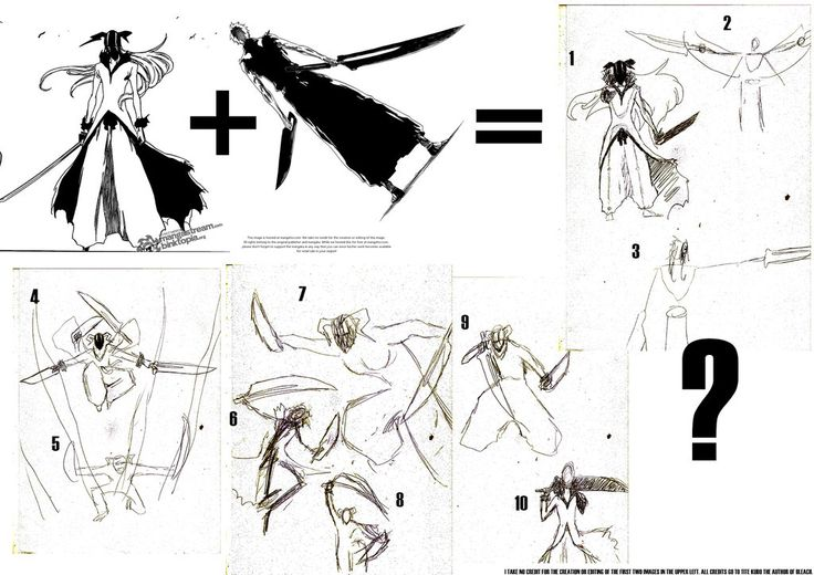 The Blade Is Hollow Sketches by MangakaOfficial.deviantart.com on @deviantART