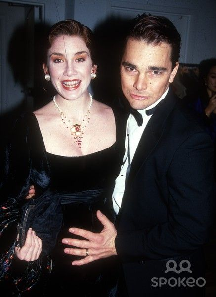Melissa Gilbert with 1st husband actor Bo Brinkman. They ...