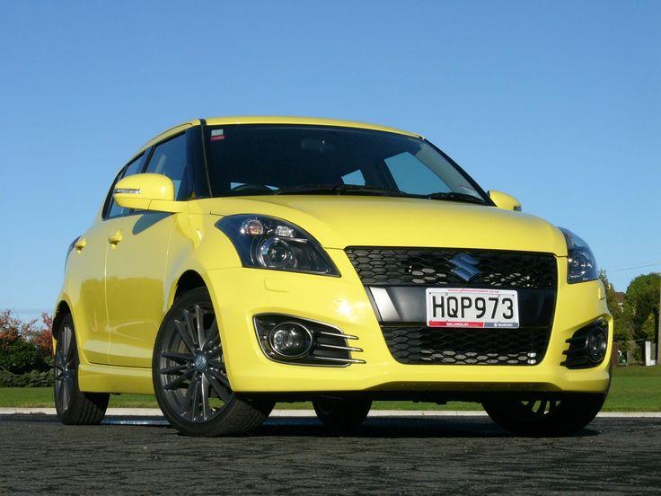 Suzuki Swift Sport Rally Edition 2014  http://www.gilmourmotors.co.nz/used-cars/