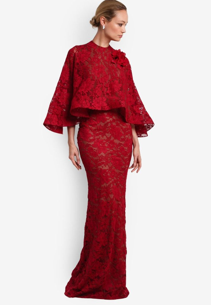 Rizalman for Zalora - Naima Dress
