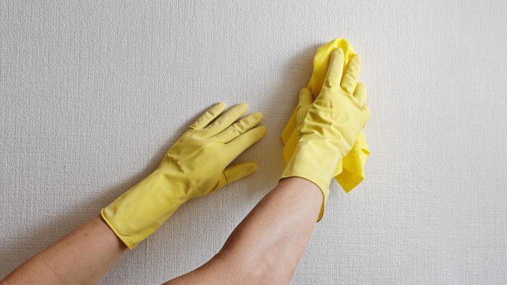 Consejos para mantener las paredes de tu hogar limpias - http://www.decoluxe.net/consejos-para-mantener-las-paredes-de-tu-hogar-limpias/