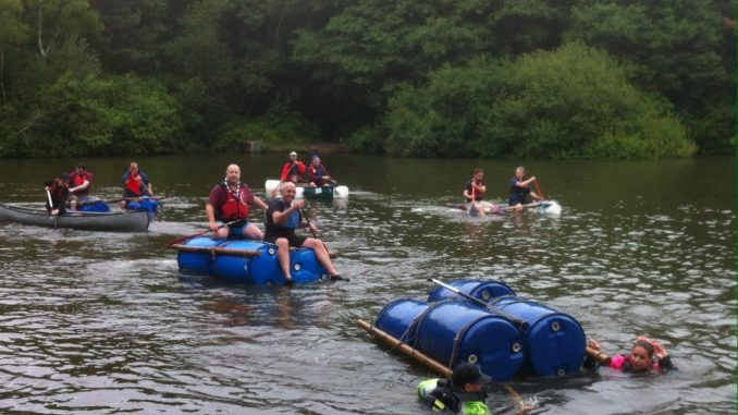 40 outdoor team building activities for all
