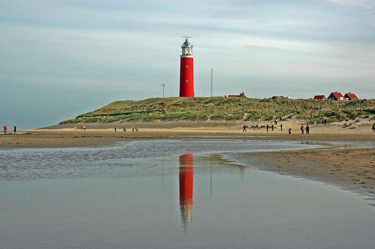 Lighthouse, Texel, Holland.