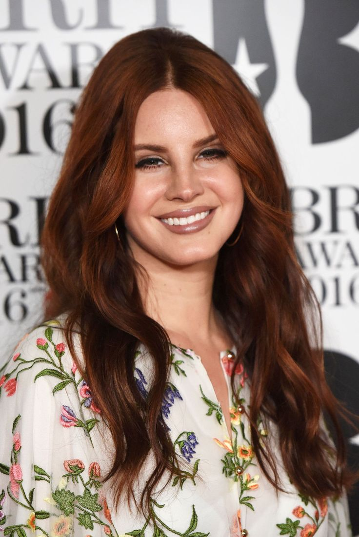 """""""Lana Del Rey attends the BRIT Awards 2016 in London, UK on February 24th, 2016"""""""