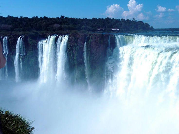 As 50 mais belas cachoeiras naturais do mundo   -Cataratas do Iguaçu