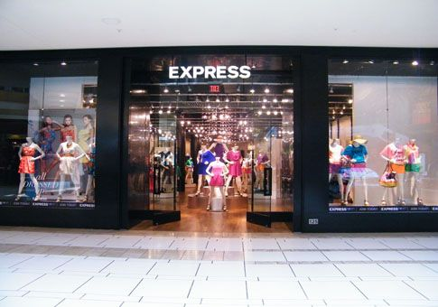 Express | 13 Essential Mall Stores That '90s Girls Shopped