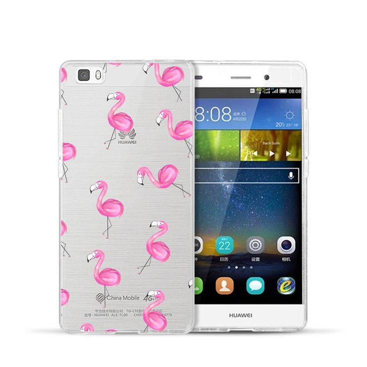 For P8 lite case orange flamingo hard PC back cover for fundas Huawei P8 lite case 2016 new arrivals coque for Huawei P8 lite-in Phone Bags & Cases from Phones & Telecommunications on Aliexpress.com | Alibaba Group