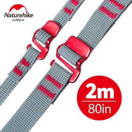 NatureHike Portable Luggage Straps