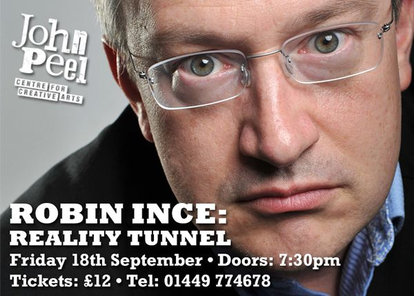 Robin Ince: Reality Tunnel