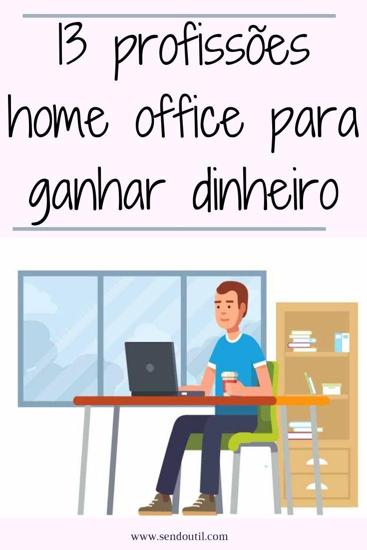 profissões de home office
