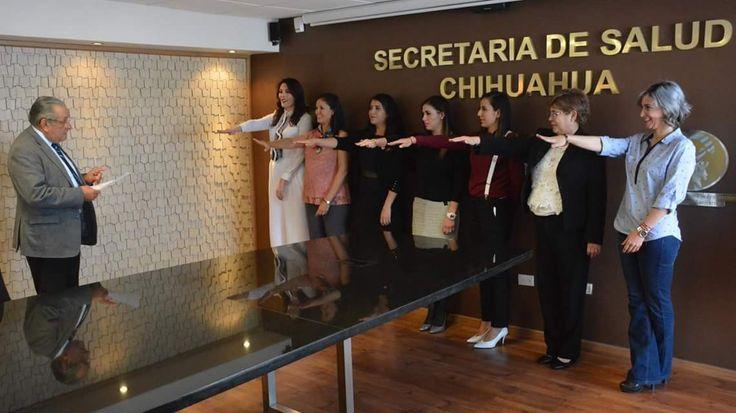 Instalan la Unidad de Género en la Secretaría de Salud