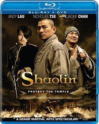 Andy Lau & Jackie Chan & Benny Chan-Shaolin