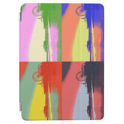 Santa Monica Pier Pop Art iPad Air Cover