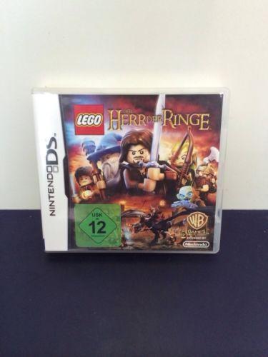 Lego Der Herr der Ringe (Nintendo DS, 2012)