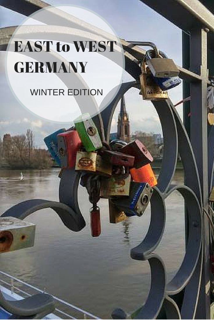Visiting Germany? This is a guide you NEED to get around and make the most of your time in Frankfurt, Dresden, Berlin, and Wesibaden.