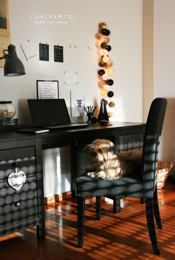 Workpace | #Luminart lights at www.luminart.pt