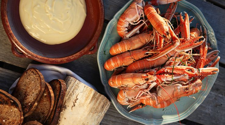 Try this quick and easy lobster recipe by Tareq Taylor from Tareq Taylor's Nordic Cookery.