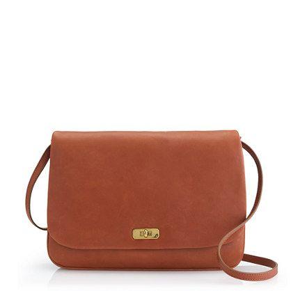 J.Crew - Sophie crossbody bag. I love small cross-body satchels for the summer!