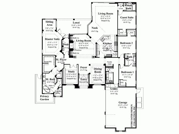 Italianate house plan with 3497 square feet and 4 bedrooms for Italianate home plans