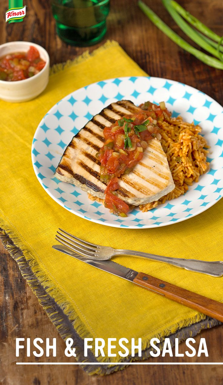 51 best images about latin inspired recipes on pinterest for Summer fish and rice