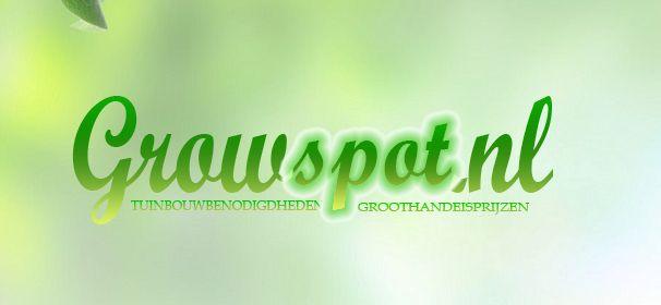 Growshop met de goedkoopste kweektent van o.a. secret jardin, mammoth, budbox, homebox. Complete set kweeklamp -en 600w. Plagron, Aptus, Atami voeding. https://www.growspot.nl