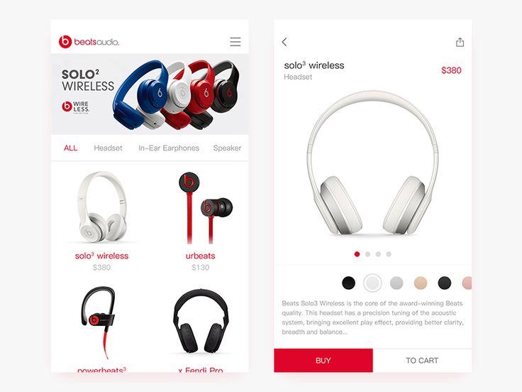 Beats Headset by yu0910