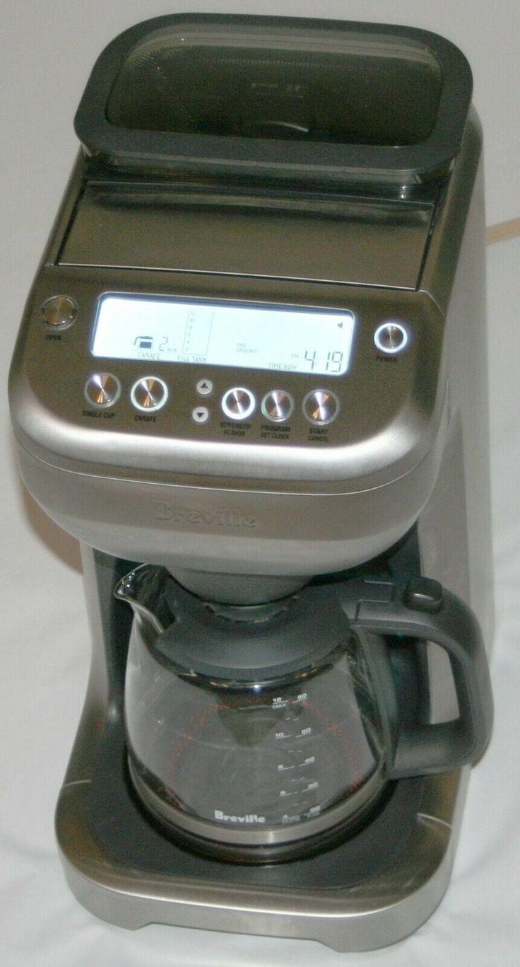 Breville BDC550XL Drip Coffee Maker Machine Glass Carafe